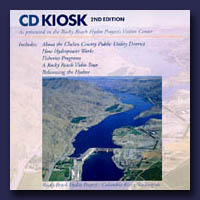 Cover for the Chelan County PUD CD Kiosk