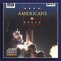 Cover of Americans in Space